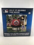 New York Mets 7 Line Army 7 Foot Inflatable Home Run Apple Rare Sold Out