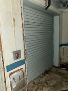 78x104 Cornell Iron-works Automatic Roll-up Garage Door