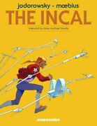 The Incal Hardcover Jodorowsky And Moebius Humanoids Classic Collection Comics Hc