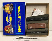 Athearn Special Edition Ho Scale Nkp Nickle Plate Road 3 Car Set 2316