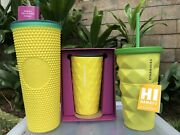 Starbuck Collector's Mugs - Hawaii Collection -3 Different