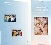 Txt Memories First Story Photo Book Dvd +/- Weverse Preorder [kpoppin Usa]