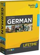 Rosetta Stone - Learn Unlimited Languages With Lifetime Access - German