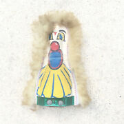 One Antique Carnival Knockdown Clown Doll Double Sided Best Price On Ebay