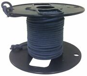 Rowe R800-2518-0-50 Silicone Lead Wire, Hv, 18 Awg, 50 Ft, Black, Rowe R800