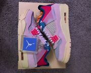Jordan 4 Union Guava Size 4 In Hand Now Fast Free Shipping