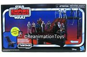 Star Wars Vintage Collection Bespin Cloud City Carbon Freezing Chamber Play Set