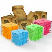 Thinkmax Money Maze Puzzle Box For Kids And Adults - Unique Way To Give Gifts Fo