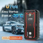 Car Jump Starter Power Bank 12v Starting Device Portable Emergency Auto Charger
