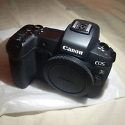 Canon Eos R With Canon Ef-eos R Adapter