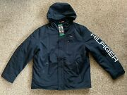 Menand039s 3-in-1 Systems Jacket Navy Size Large
