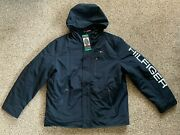 Menand039s 3-in-1 Systems Jacket Navy Size M L
