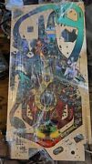 Wizard Of Oz Emerald Edition Autographed New Old Stock Playfield Nos