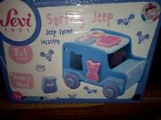 Sevi 1831 Sorting Jeep Made In Italy New In Box