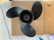9 X 9 | 48-828156a12 Aluminum Outboard Propeller Fit Mercury Engines 6-15hp
