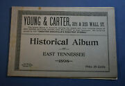 Historical Album Of East Tennessee 1898 Moore
