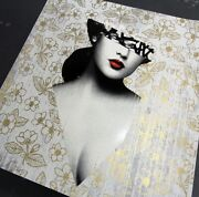 Le Buste Iii Gold Ap Edition Of 20 By Hush