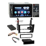 Concept Dvd Bluetooth Mirror Stereo Dash Kit Jbl Harness For 02-05 Lexus Is300