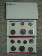 Us Mint 1981 Uncirculated Coins, P And D, 13 Coins In Original Envelope