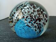 The Glass Eye Studios Paperweight 1988