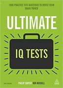 Ultimate Iq Tests 1000 Practice Test Questions...hardcocer 2021 Ken Russell