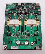Larcan 21b1917a Board With 2 X Mrf372 Power Mosfet Rf N-channel Transistor
