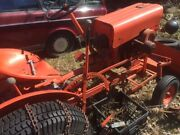 Andnbsp1965 Economy Early Jim Dandy Power King Vintage Tractor -rare Easy Project