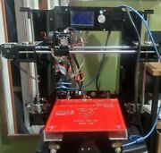 Reprap Prusa I3 3d Printer Anet V1.0 Board Shipped Fully Assembled