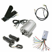 48v 1800w Electric Motor Brushless Controller Scooter Throttle Twist Grips Wires
