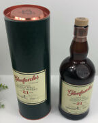Glenfarclas 21 Empty Bottle And Outer Container