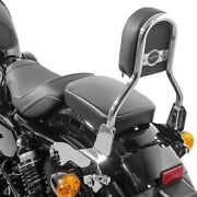 Sissy Bar Detachable Ohio Cl For Harley Sportster Forty-eight 48 10-20 Inox