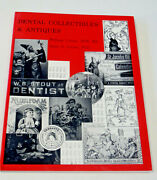 Dental Collectibles And Antiques Paperback William And Jean Carter 2nd Ed - Used