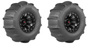 2 Pack Gmz Sand Stripper Rear Tire 32x13-15 14 Paddle