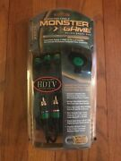 Monster Component Cable, Original Xbox, New, Sealed, Very Rare, Ships Asap