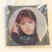 Twice 109 Tin Badge Momo New Unopened Item K-pop Asia Collectibles Music Toy