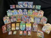 Complete Sealed Wotc Pokemon Theme Deck Collection W/variations Gift And Japanese