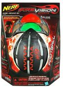 Nerf Firevision Sports Football Lights Out Game On Ages 6+ Glowing Football New