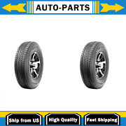 2pcs Maxxis Tyres M8008 St Radial St225/75r15 Tires 225 75 15 8 Ply Trailer_lp