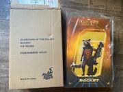 Hot Toys Mms 252 Guardians Of The Galaxy Rocket 12 Inch Action Figure New