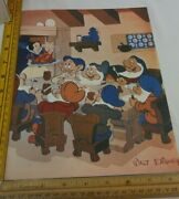 Disney Newsreel Wed Mapo Employees Mag 1983 Vhs Tapes Running Brave Snow White
