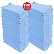 Kitchen Cleaning Towels Multi Pack 16x16 Microfiber Gotapparel Towels