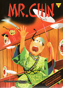 Mr. Chin For Colecovision Adam Cartridge. New - No Sgm Needed