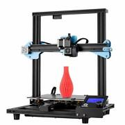 Used Sovol Sv01 3d Printer Pre-assemble Direct Drive Extruder Meanwell Glass Bed