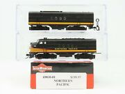 N Scale Intermountain 69010-01 Np Northern Pacific Ft A/b Diesel Locomotive Set