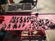 Job Lot Of Used Classic Motorcycle Parts. Ignition Coils, Etc.