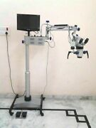 Ent Operating Microscope 5 Step Lcd Camera Motorized Best Product