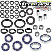 For Suzuki Lt250r Lt-250r Quad Racer Chassis Bearing Seal 1987-1990