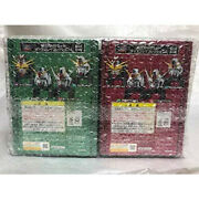 Mobile Suit Gundam Assembled Ms Head Display Collection 4 All 4 Types Set [new]