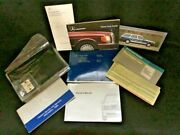 Mercedes- Benz 190 Sl E2.6 1989 Owner Manual Engine Operation And Parts Catalog