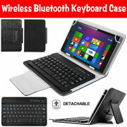 Wireless Keyboard Protable Leather Stand Case For Alcatel Nextbook 7-10.1 Tablet